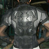 Body protector armor fox type Titan cocok touring cross