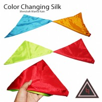 Color Changing Silk (Alat sulap)