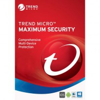 TRENDMICRO Maximum Security 1 Devices