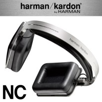 [HARMAN / KARDON] Noise cancelling Over-ear headphones NC / USB Charging system / steel headband / wide spatial sound / magnificent base