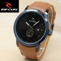 Jam Tangan Analog Ripcurl Detroit Leather