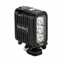 Knog Qudos Action Sport Camera Light - Hitam