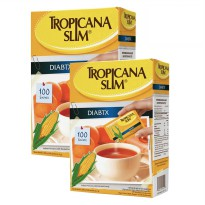 Tropicana Slim DIABTX 100s Gift Package ( 2 Pcs Tropicana slim DIABTX)