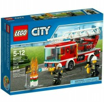 Lego 60107 City : Fire Ladder Truck