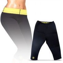 Celana Sport Senam Fitness Legging Pelangsing HOT SHAPERS SHAPER
