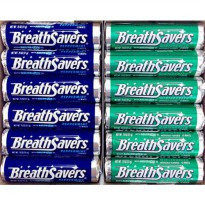 [poledit] Hershey`s BREATH SAVERS Mints Wintergreen and Peppermint (T1)/13874074