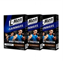L-MEN Gain Mass 7 Boxed Package