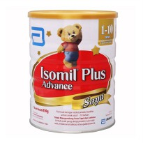 Abbott Isomil Plus Advance Soya 1-10 Tahun [850 gr]