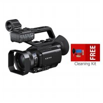 SONY PXW-X70 XDCAM Camcorder - Hitam + Cleaning Kit