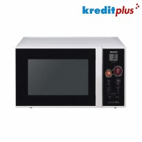 Sharp Microwave R-21A1(W)IN - Putih Hitam FREE DELIVERY JABODETABEK