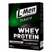 L-MEN Hi Protein Whey Daily Formula (Dark Chocolate 250gr)