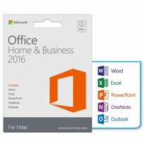 Termurah Office Home And Business 2016 For Mac Original