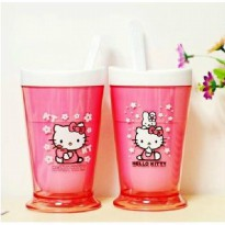 Zoku Slush Ice Shake Maker Hello Kitty Koleksi Barang Karakter Online Shop Surabaya Import Barang Ci