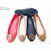 Sepatu Flat Tory Burch - Jelly Shoes Tory Burch