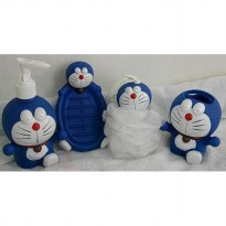 Bathroom Set Doraemon Unik Produk Barang Unik China Reseller Dropship Welcome Retail Seller Reseller