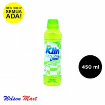 SO KLIN LANTAI HIJAU FRUITY APPLE 450 ML BOTOL