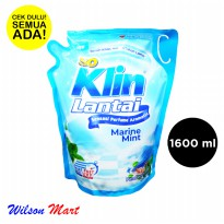 SO KLIN LANTAI BIRU MARINE MINT 1600 ML REFILL