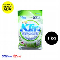 SO KLIN BIO MATIC TOP LOAD 1000 GRAM 1 KG