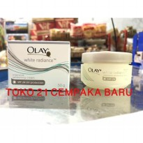 Olay White Radiance 50g Intensive Whitening Cream SPF 2
