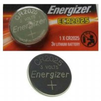 Baterai / Battery Lithium Kancing CR 2025 / CR2025 ENERGIZER Original