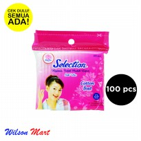 SELECTION COTTON BUDS ISI 100 PCS