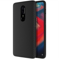 Nillkin Synthetic Fiber Case OnePlus 6 - Black
