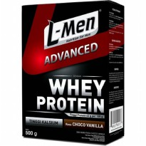 L-MEN Hi Protein Whey Adanced 500gr Diet (Choco Vanilla)
