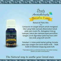 Breathe Easy Batuk Pilek Mix Aromatheraphy Beauty Barn Termurah06