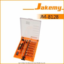 Jakemy 42 in 1 Interchangeable Magnetic Precision Screwdriver Set Repair Tools - JM-8128