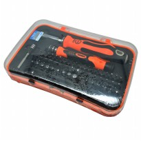 Jakemy 57 in 1 Professional Hardware Screwdriver Tool Kit - JM-6092A