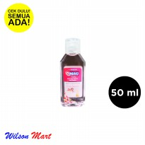 NUVO ANTI BACTERIAL HAND SANITIZER FRESH BLOSSOM PINK 50 ML