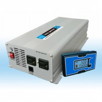 IZZY POWER DC to AC Car Inverter 1500 Watt 12 Volts