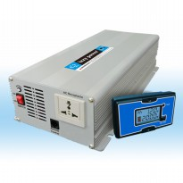 IZZY POWER DC to AC Car Inverter 2000 Watt 12 Volts