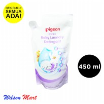 PIGEON BABY LAUNDRY DETERGENT LIQUID 450 ML REFILL