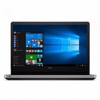 Dell Inspiron 14-5468 - Intel Core I7-7500 - 4GB - 1TB - VGA - 14' - Windows 10 - Silver