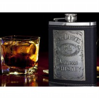 Hip Flask Jack Daniel ukuran 8 oz