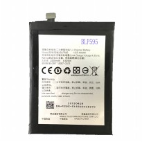 Battery Replacement for OPPO R7 R7T R7C 2320mAh - BLP595 (OEM) - Black