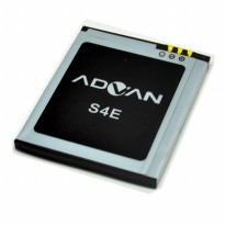 Battery for Advan Mobile 1400mAh - S4E