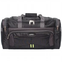 Real Polo Travel Bag 7064 - Hitam