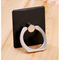 Finger iRing Smartphone Holder - Black/Black