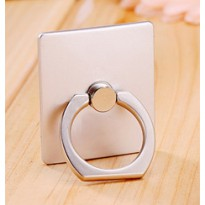 Finger iRing Smartphone Holder - Silver