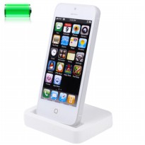 High Quality Base Charging Dock for iPhone 5/5s/SE - White