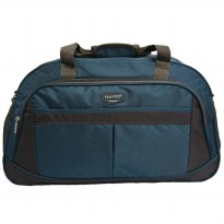 Real Polo Travel Bag 6298 - Biru Muda