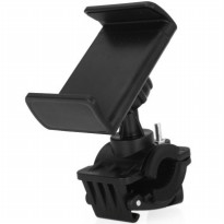 Lazy Tripod Bicycle Mount Bike Holder for Smartphone - WF-428 - Black
