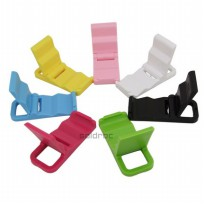 Mini Desk Station Mobile Phone Stand Holder - Multi-Color