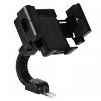 Motorcycle Smartphone Mount Holder - Black