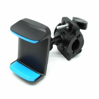 Smartphone Holder Sepeda Stand HP - Blue