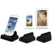 IMobi4 Desktop Charging Dock for Samsung Galaxy Series - Black