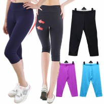 [SPORTS LEGGING] CELANA LEGGING 7/8 SUPER HALUS / BASIC / CELANA YOGA / CELANA FITNESS / HOT PANTS