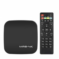 MA8-4K Smart Android TV Box